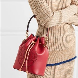 FENDI Mon Tresor Bucket Bag Shoulder & Top Handle